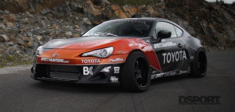 Toyota Gt86 Hp by Fredric Aasbo S 661 Hp 2jz Powered Gt86 Dsport Magazine