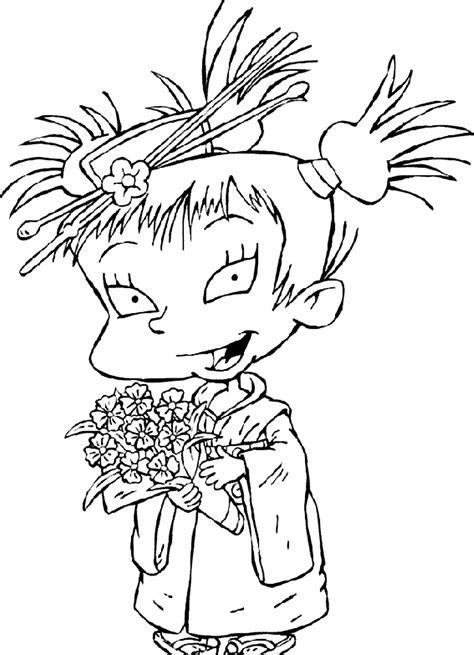 Rugrats Coloring Pages - Eskayalitim