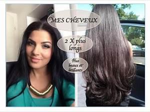 Se Laisser Pousser Les Cheveux : comment faire pousser ses cheveux 2x plus vite masque ~ Melissatoandfro.com Idées de Décoration