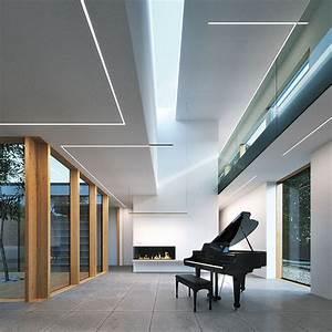 Led drywall flush mount housing for quot or