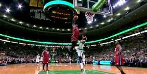 Jason Terry victimized by LeBron James dunk [VIDEO]