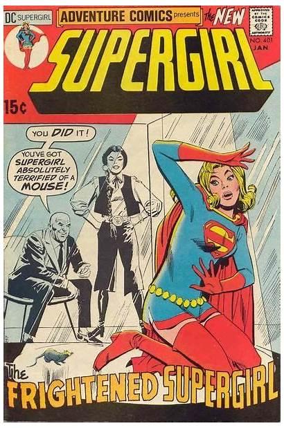 Supergirl Comics Adventure Comic Covers Dc Skirt