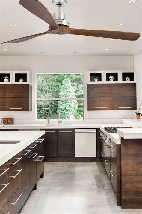ladari con pale di ventilazione ventilatore da soffitto senza luce con pale in legno di pino
