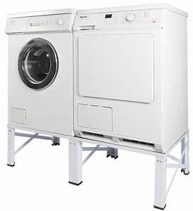 Trockner Und Waschmaschine übereinander : gestell fur waschmaschine und trockner ubereinander ~ Michelbontemps.com Haus und Dekorationen