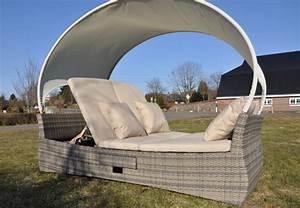 Lounge Insel Outdoor : sonneninsel liegeinsel garteninsel sundbed ashe liege ebay ~ Bigdaddyawards.com Haus und Dekorationen