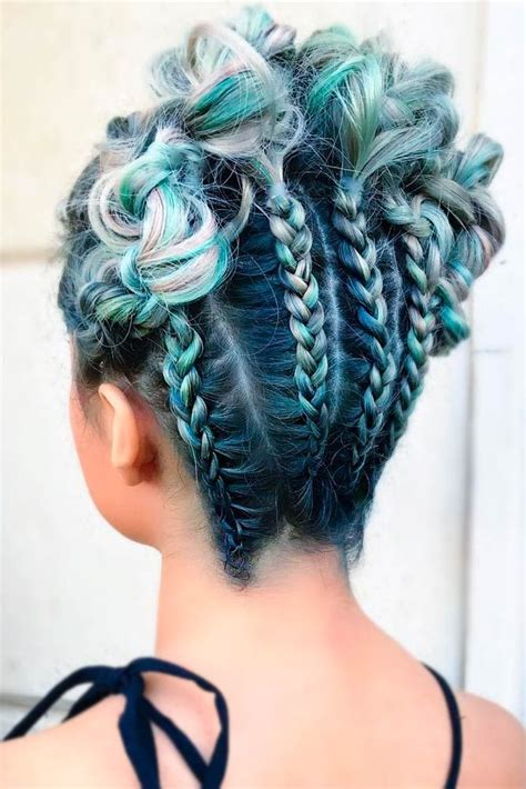 33 Amazing Prom Hairstyles For Short Hair 2020 Braids