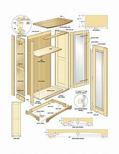 Wood Furniture Plans – Page 4 – Get free plans to build