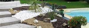 cailloux decoratif exterieur deco spa exterieur With wonderful decorer son jardin avec des galets 8 creer un jardin sur gravier jardinage