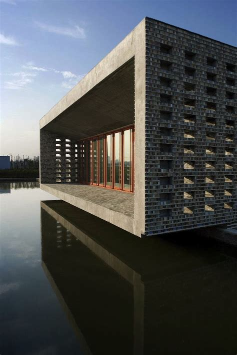 Ceramic House by Architecture Ceramic House By Wang Shu Cfile