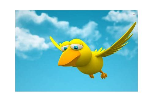 3d birds wallpaper free download