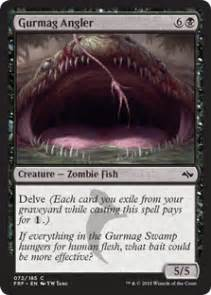 deck overview modern dredge quiet speculation