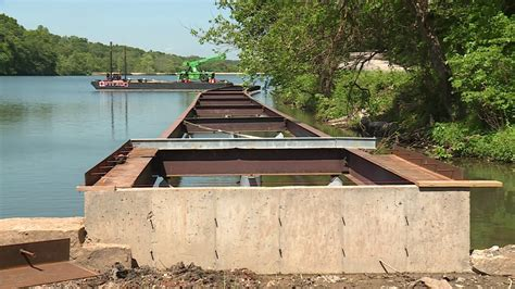 The boat ramp seemed quiet, but that might have been the weather. Progress Being Made On Lake Atalanta Construction | Fort ...