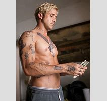 Ryan Gosling Tattoos Pictures Images Photos Pics Of His Tattoos