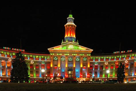 lighting ceremonies for the holidays throughout