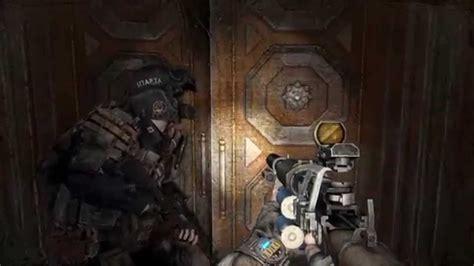 Metro 2033 Redux Walkthrough Ps4 Part 24 Alley 22 Youtube