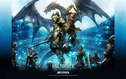 Fantasy Final Wallpapers Xi Ff Screensaver Season