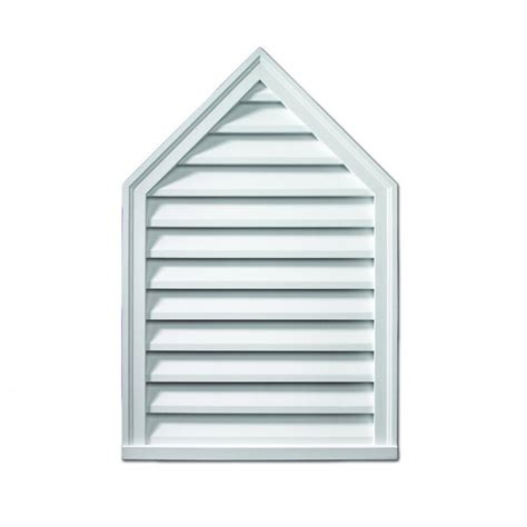 decorative gable vents nz fypon 18 in x 24 in x 2 in polyurethane decorative