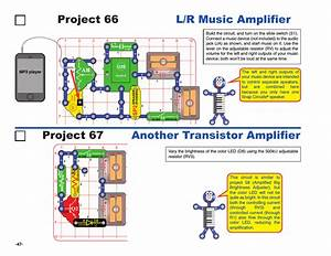 Project 66 L  R Music Amplifier  Project 67 Another