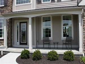 Outdoor How To Build A Front Porch Ideas How To Build A