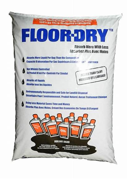 Dry Floor Bag