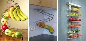 Creative Fruit Storage Ideas Home Design, Garden