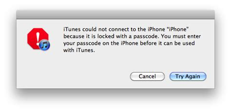 cannot connect to itunes iphone iphone ipod touch data recovery iphone is disabled