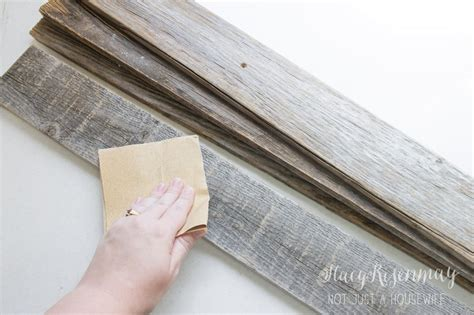 how to clean sanitize old wood not just a housewife