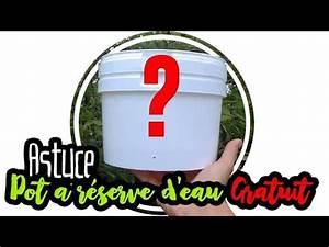Pot À Réserve D Eau : permaculture comment faire des pot reserve d 39 eau ~ Louise-bijoux.com Idées de Décoration