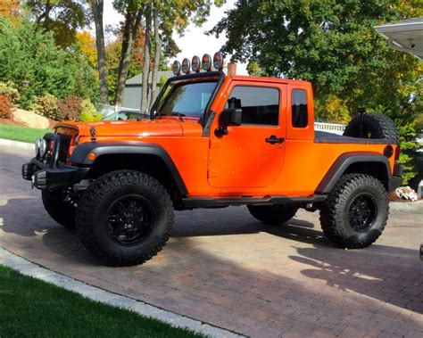 Jeep Jk Truck by 2012 Jeep Wrangler Jk 8 For Sale