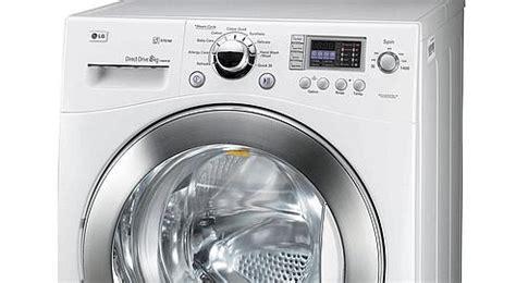les lave linge deviennent high tech