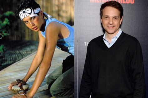 Karate Kid Actors Then and Now