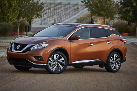 2015 Nissan Suv by U S News Names 2015 Nissan Murano Quot Best 2 Row Suv For