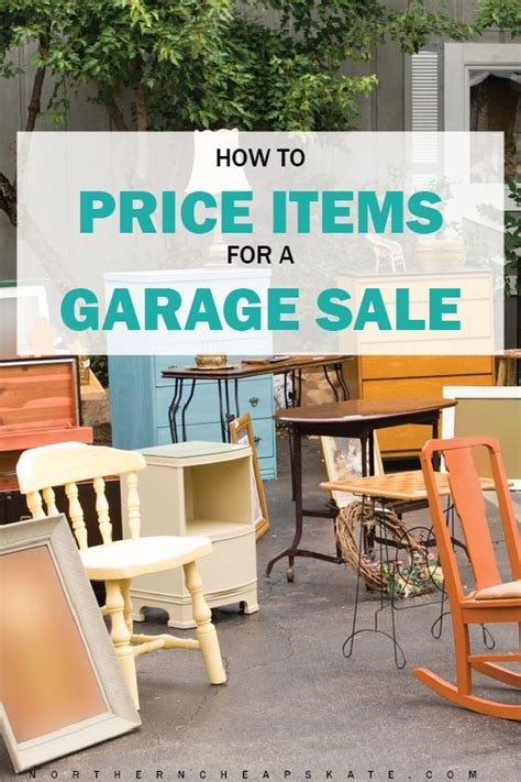 How To Price For A Garage Sale by How To Price Items For A Garage Sale More Garage Sale