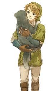 Legend Zelda Twilight Princess Link