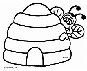 Beehive clipart free images 8 - Clipartix