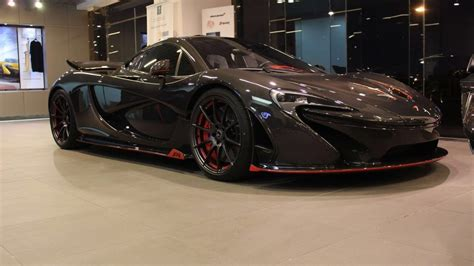 mclaren p carbon series   limited edition masterpiece