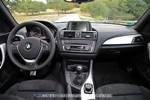 Bmw Serie 3 Blanche : essai bmw s rie 1 m sport 3 portes 118d actu automobile ~ Gottalentnigeria.com Avis de Voitures