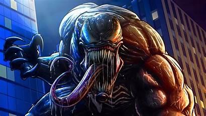 Venom 4k Ultra Wallpapers Digital Artwork Marvel