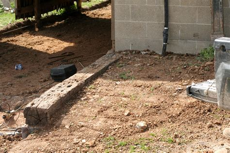 building a retaining wall how to build a railroad tie retaining wall such and such
