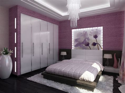 Bedroom Decorating Ideas Purple by 26 Eyecatching Bedroom Decorating Ideas On A Budget Slodive
