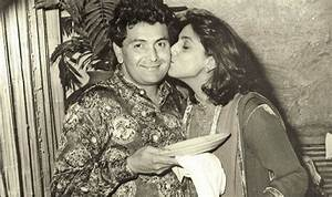 Celebs who married young: Rishi Kapoor with Neetu Singh ...