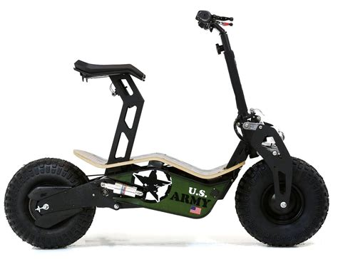 Dirt Bike Racing Pictures Velocifero Mad 48 Volt 1600w Us Army Camo Electric Scooter
