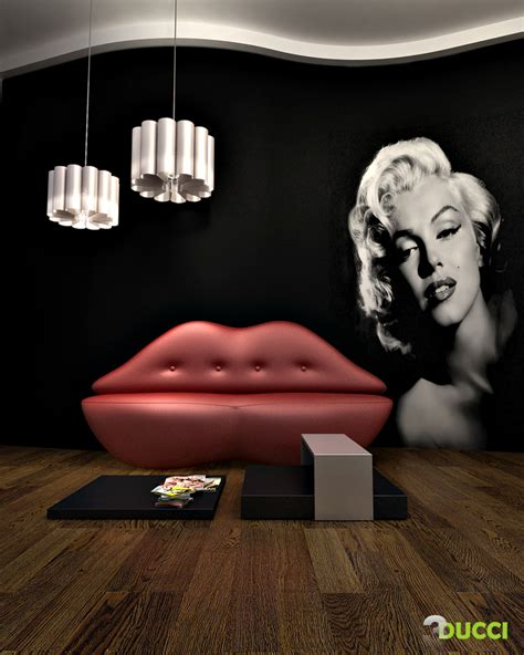 marilyn monroe room by aspa1984 on deviantart