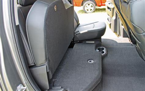 folding rear seat on 2014 ram 1500 autos post