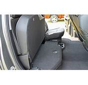 2013 Ram 1500 Back Seat Storage Photo 22
