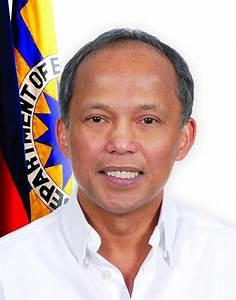 Secretary Alfonso G.Cusi | DOE | Department of Energy Portal