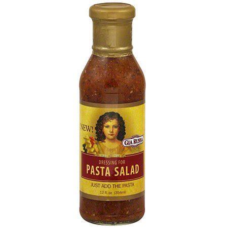gia russa dressing  pasta salad   walmartcom