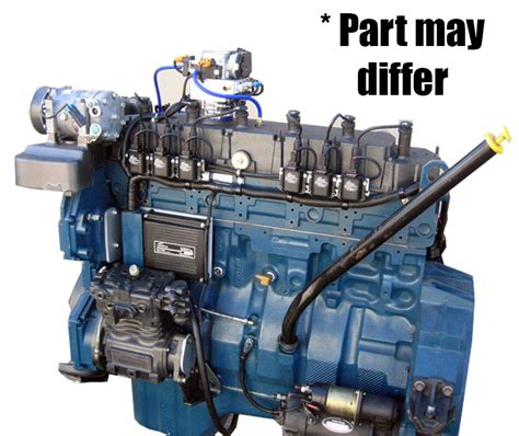 International DT466 Drop In Complete Reman   US Engine