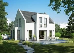 Haus Mit Satteldach : familienhaus esprit trendline mehr platz durch zwei erker ~ Watch28wear.com Haus und Dekorationen