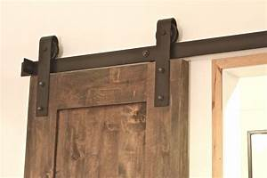Doors hardware stately kitsch for Barn door closer
